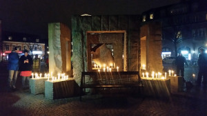 earth hour stortorget